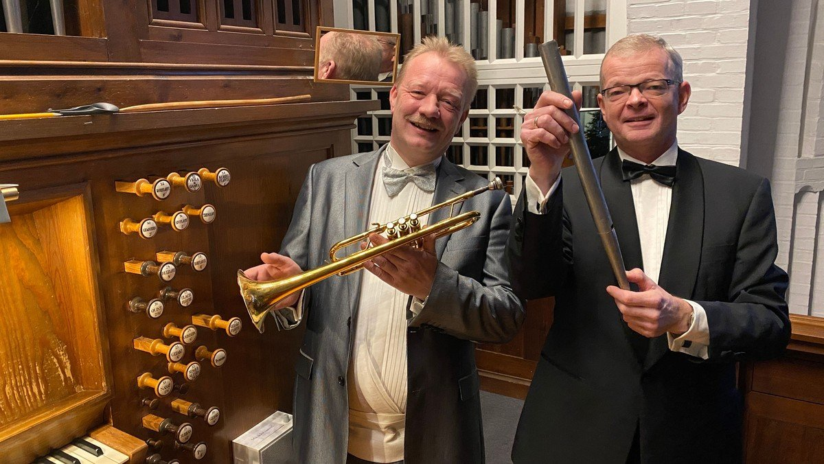 Koncert med Duo Lunde & Krebs