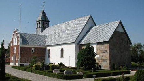 Gudstjeneste Fausing Kirke - 3. s. e. trinitatis