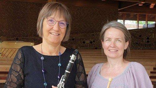 Koncert med Tanja Christiansen og Dorthe Gade