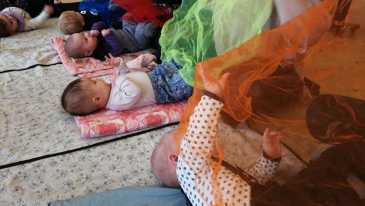 AFLYST Babysalmesang