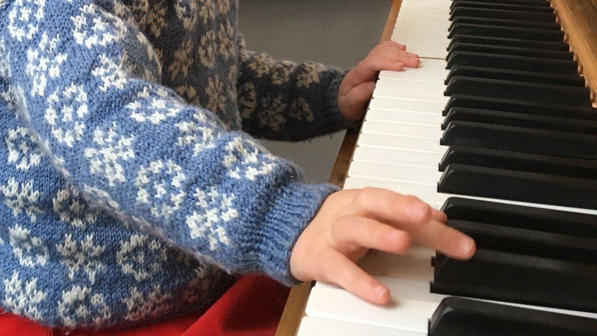 Musikgudstjeneste for børn