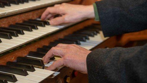 vivo: Orgelkonzert für zwei Organisten - von Purcell bis Polka