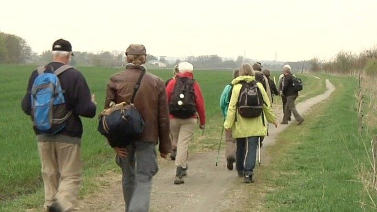 Pilgrimsvandring i Janderup