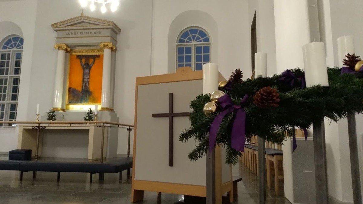Gudstjeneste - 3. søndag i advent