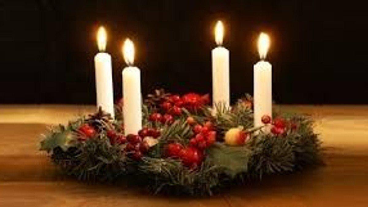 Gudstjeneste med Christmas Carols