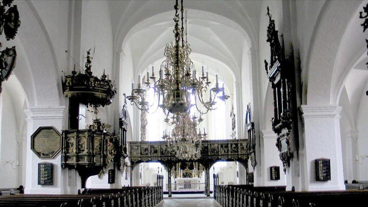 Fælles dansk/tysk gudstjeneste - Tønder