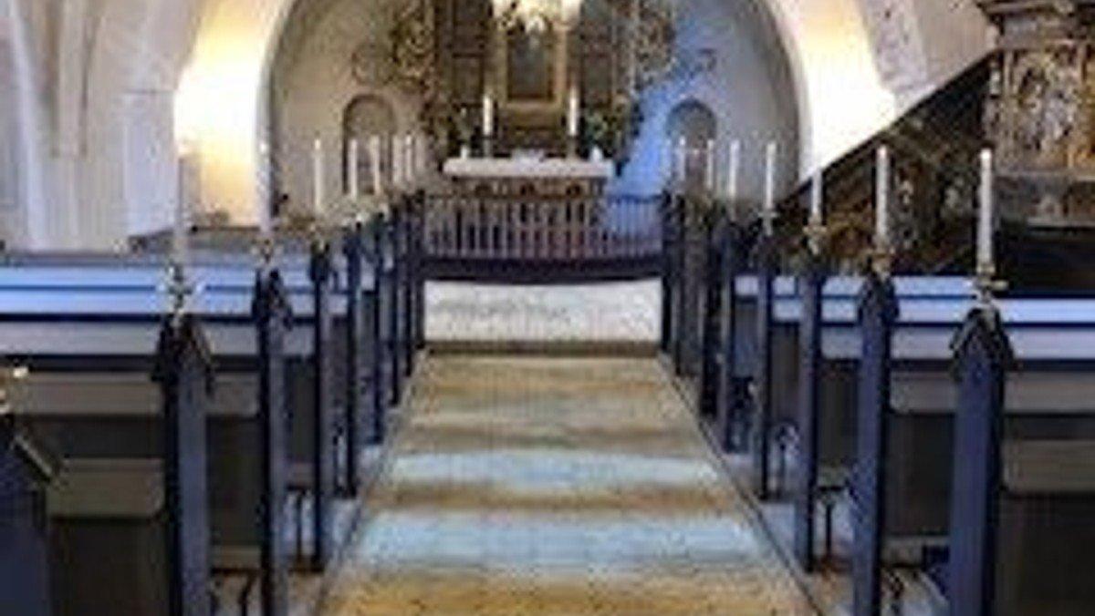 Gudstjeneste i Smørum Kirke