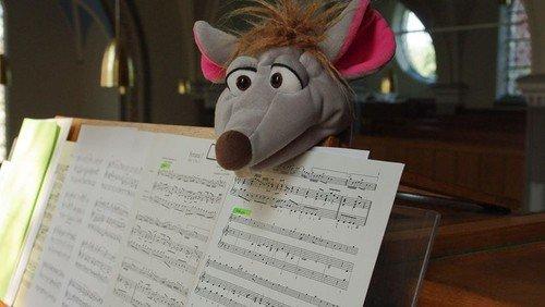 Orgelband 2021 - Musikalischer Gottesdienst mit der Orgelmaus