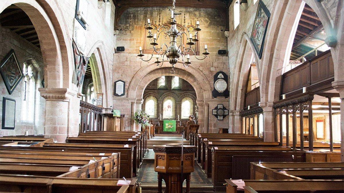 Parish Communion Service (live streamed)