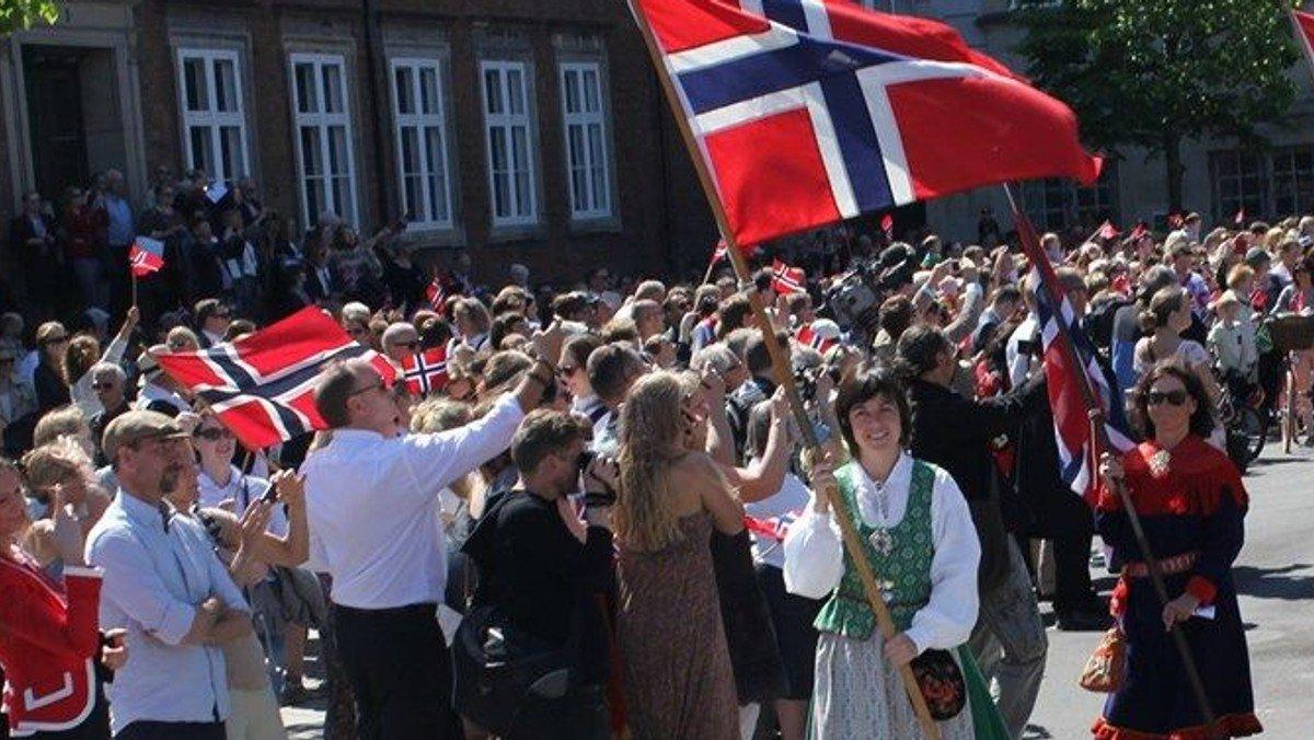 Sjømannskirken fejrer Norges nationaldag