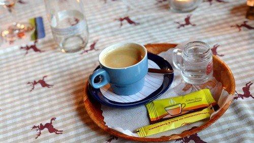 Frühstückscafé in Inden