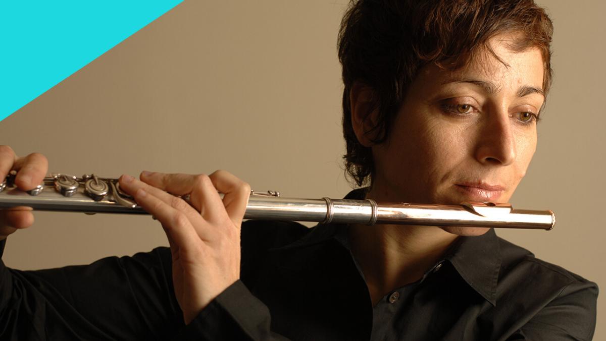 Solokoncert med fløjtenist Yael Acher-Modiano