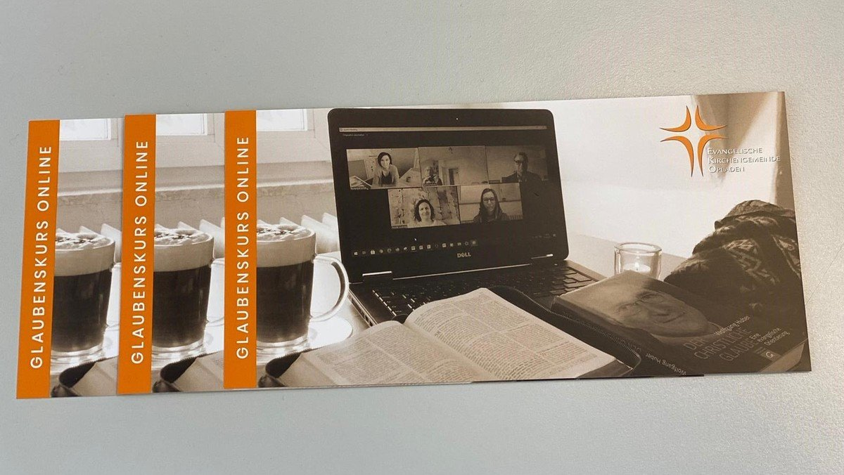 Glaubenskurs Online (Digital)