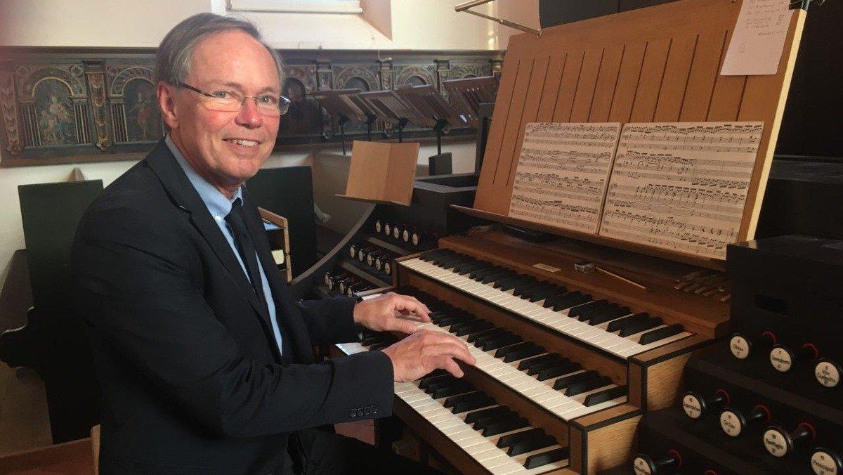 Koncert med orgelsolist Flemming Dreisig