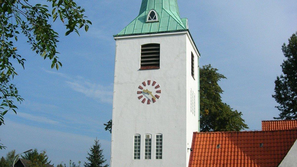 Gottesdienst an Christi Himmelfahrt, gemeinsam mit der Stephanskirche