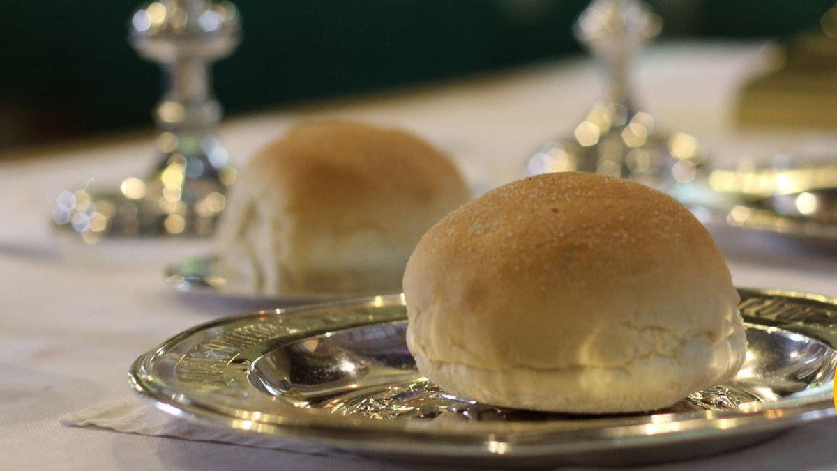 Liturgical Communion Service - live streamed and in person