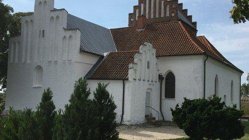 Gudstjeneste i Torup kirke - 4. s.e. Trinitatis - Luk. 6, 36-42