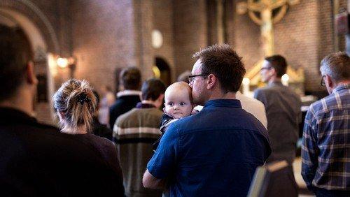 Apostelkirkens gudstjeneste holdes i Eliaskirken