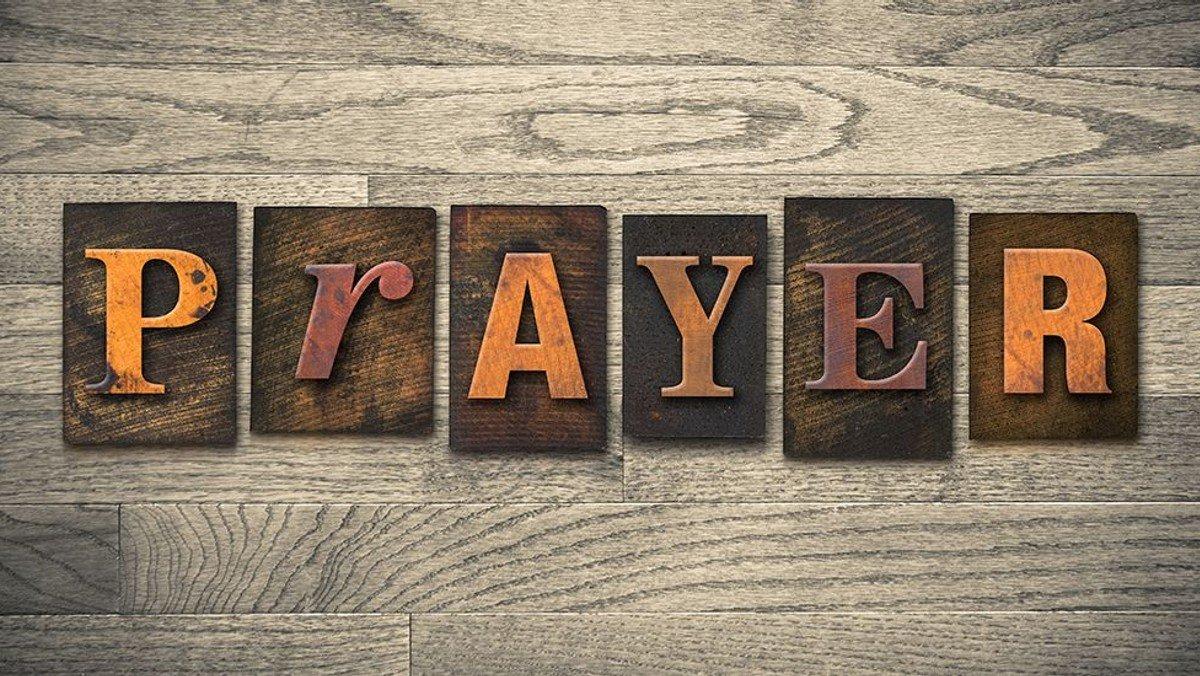 Prayer drop in