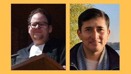 LIVE-STREAM: Ordinationsgottesdienst für die Pfarrer Brayan Quispe Cárdenas und Boris Witt