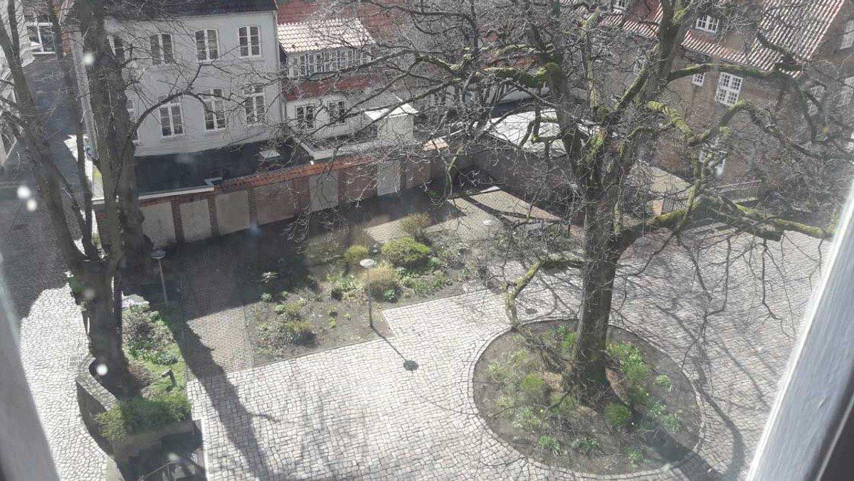 Freiluft-Gottesdienst auf dem Marienkirchhof