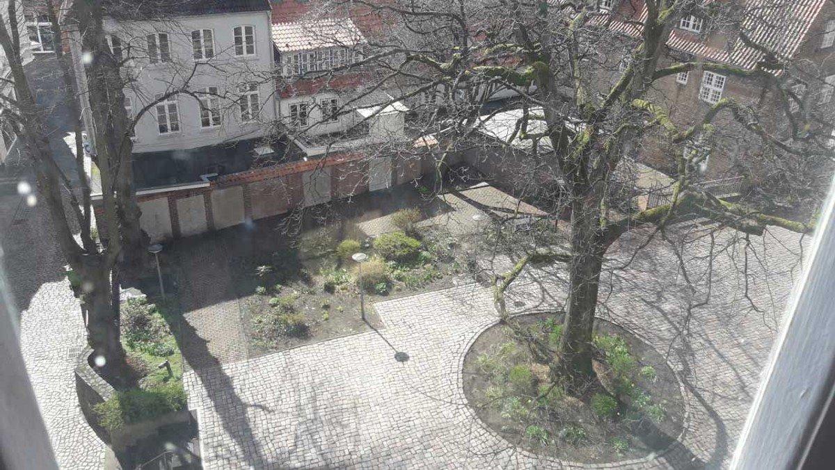 Freiluft-Gottesdienst auf Marienkirchhof