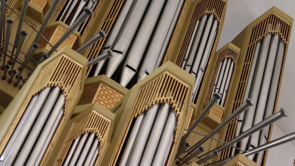 Orgelkoncert v. organist Christian Blom Hansen