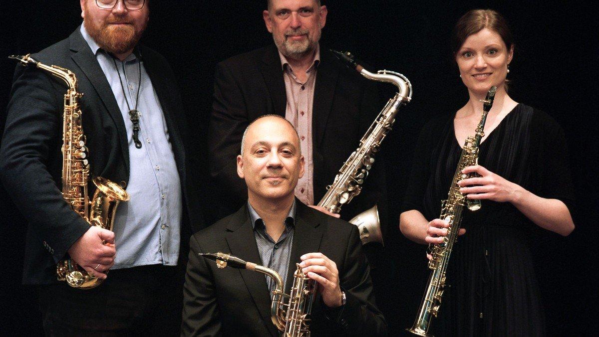 Jutlandia Saxofonkvartet