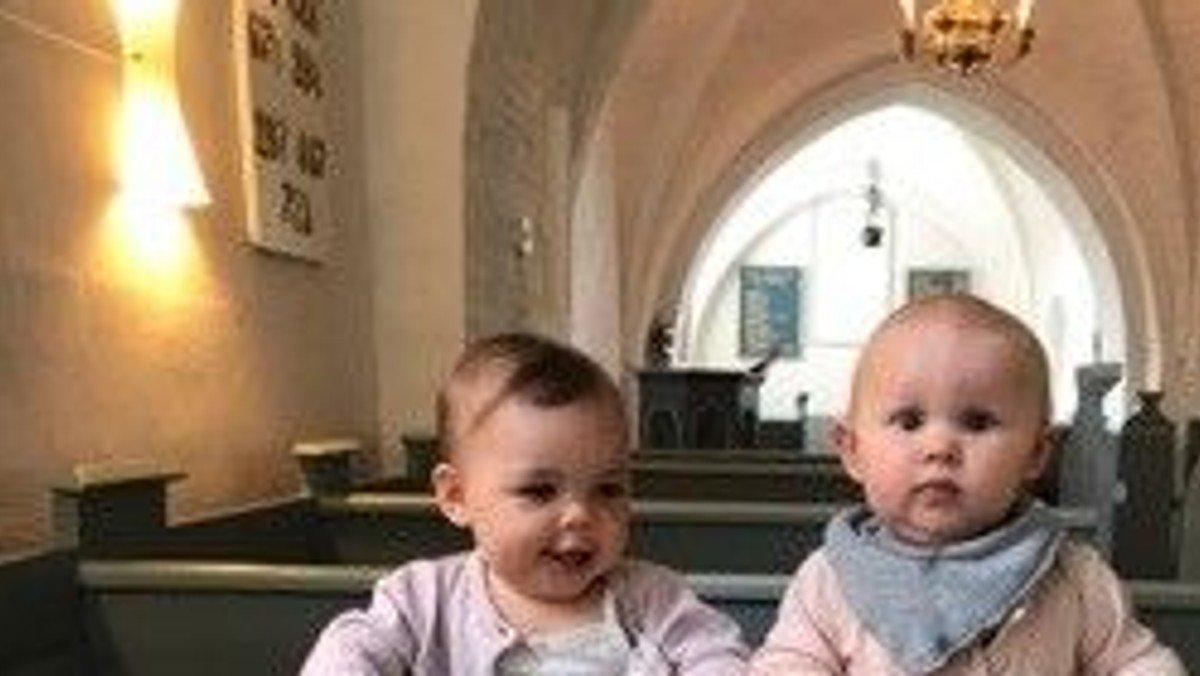 Babysalmesang i Fensmark Kirke - opstart efterårshold 2021