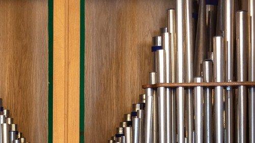 Orgelandagt med påskeprogram
