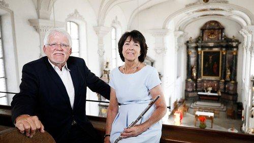 Musikcafé: Verena Steffen og Olivier Eisenmann, fløjte/orgel, Scweiz
