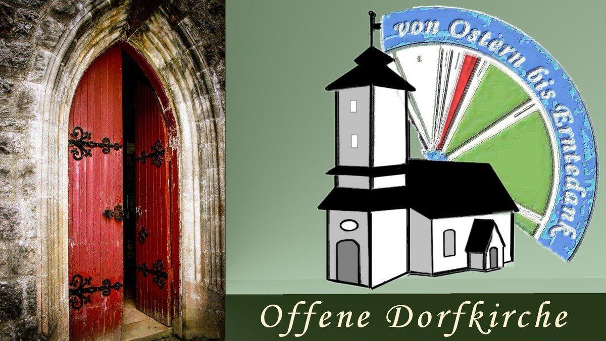 """Offene Dorfkirche"""