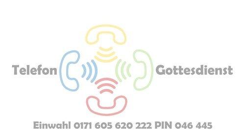 Telefon-Gottesdienst