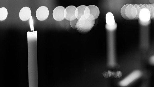 Allehelgensgudstjeneste  v. Elizabeth Knox-Seith