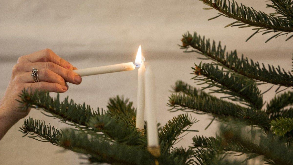 Julegudstjeneste Nørre Tranders