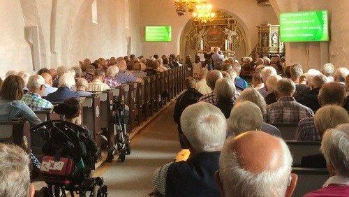 Gudstjeneste 10. søndag efter trinitatis