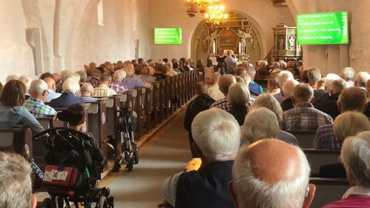 Konfirmation 11. søndag efter trinitatis