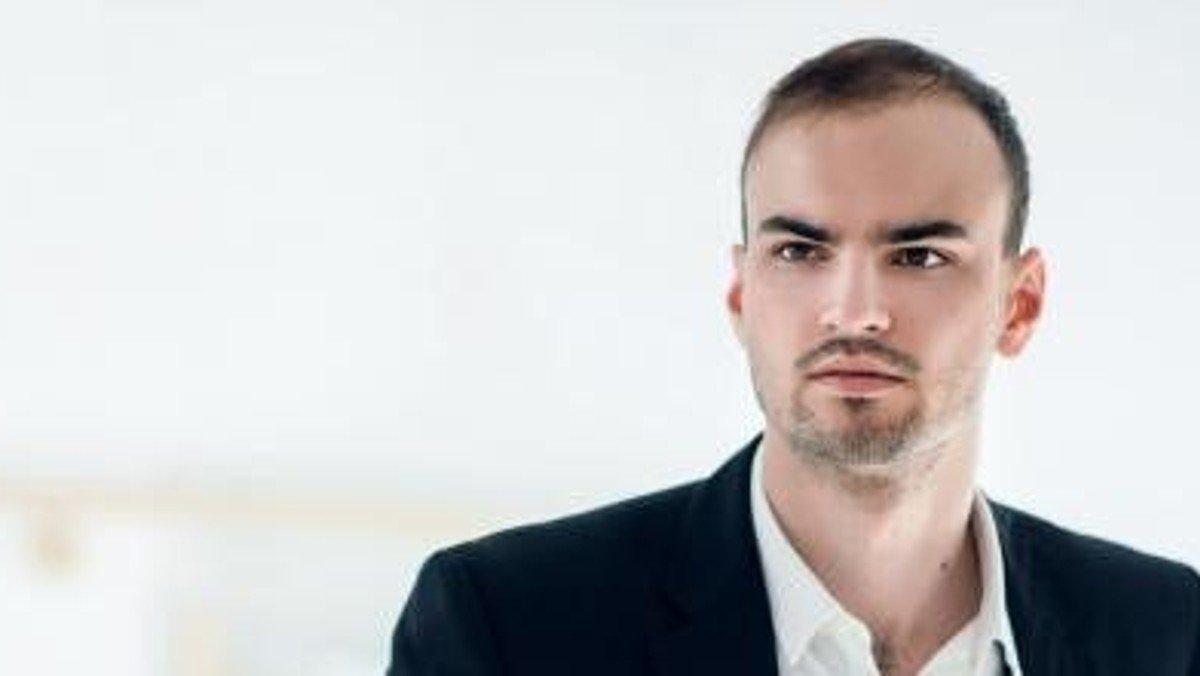 Prædebut: pianist Dominik Wizjan
