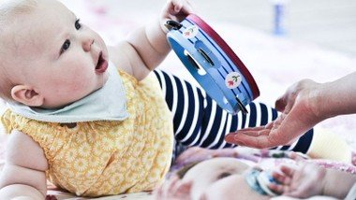 Babysalmesang i Auning Kirke