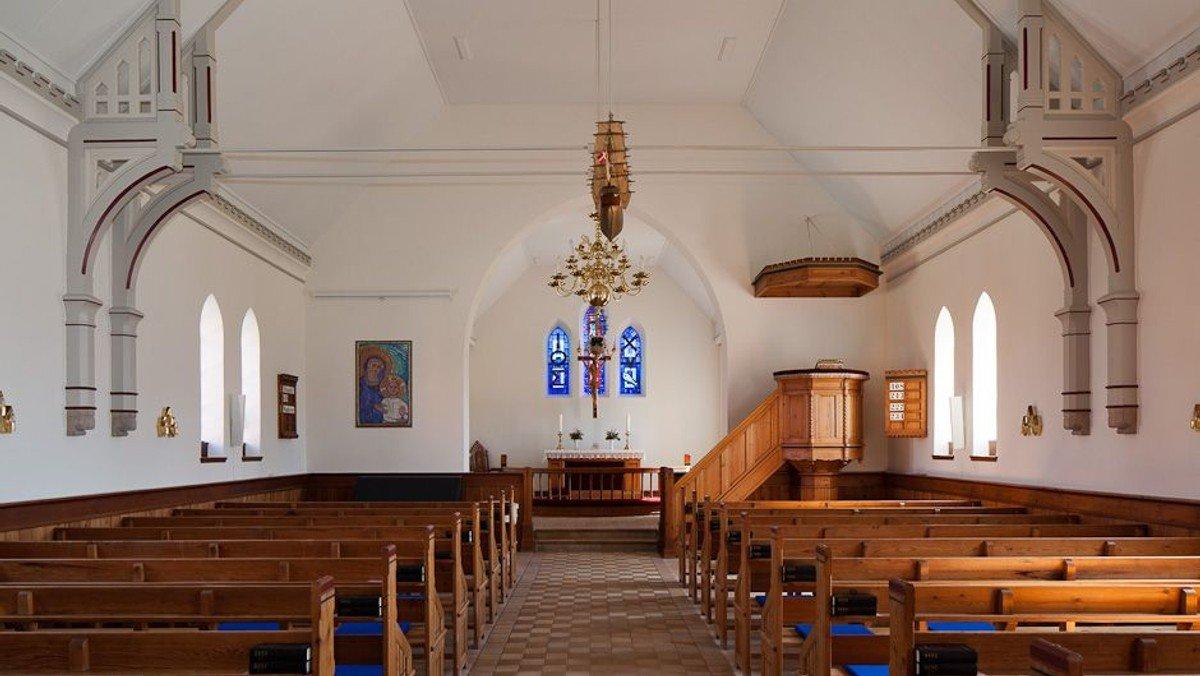 Nadvergudstjeneste i Løkken kirke
