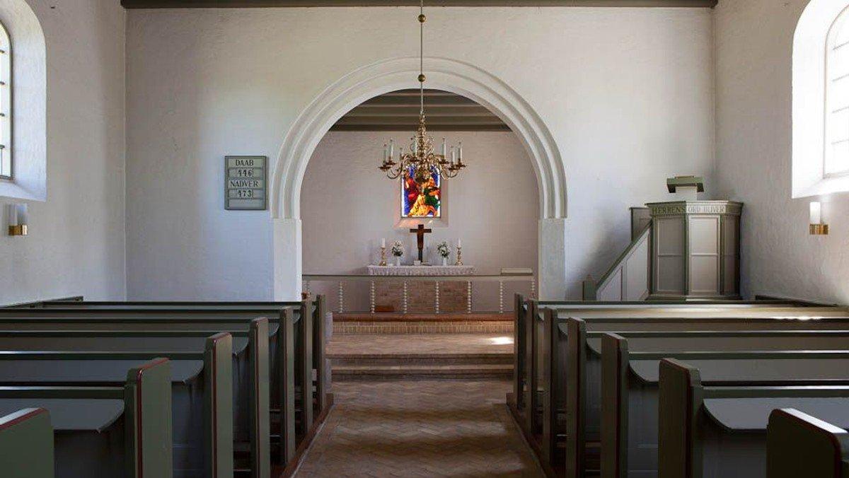 Nadvergudstjeneste i Børglum kirke