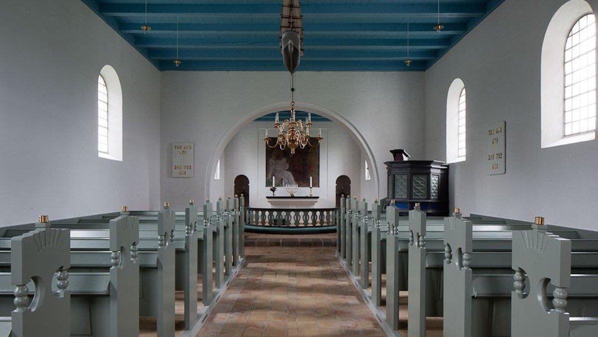 Nadvergudstjeneste i Lyngby kirke