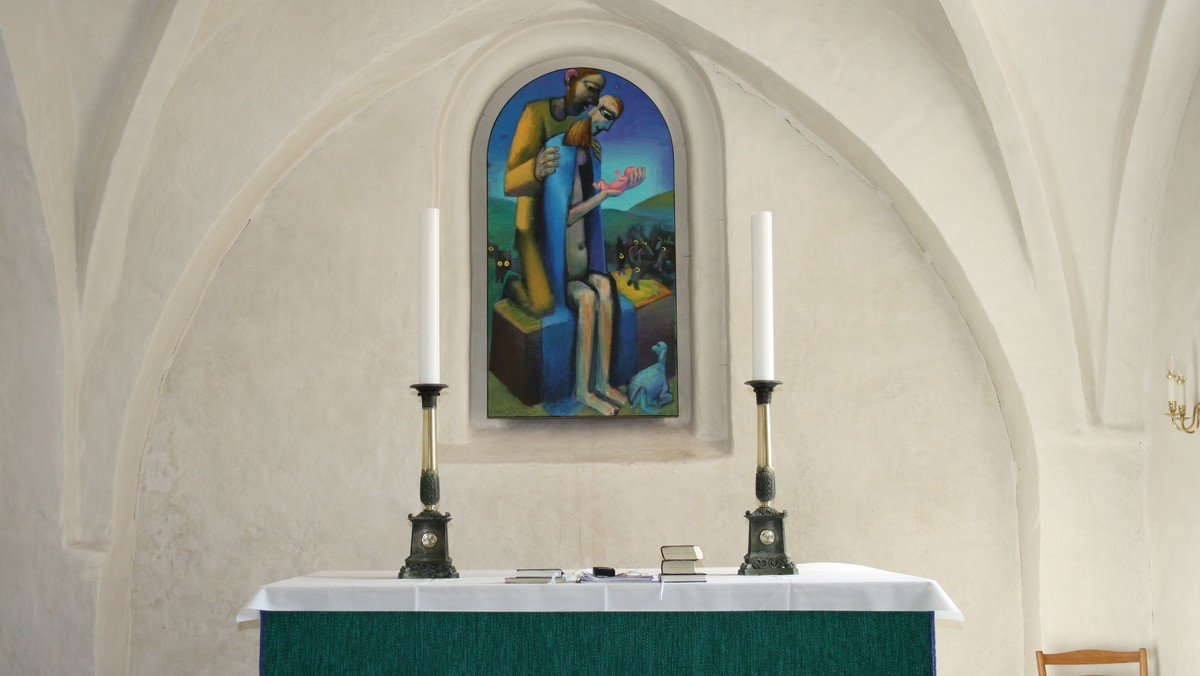 Højmesse - 4. søndag efter trinitatis