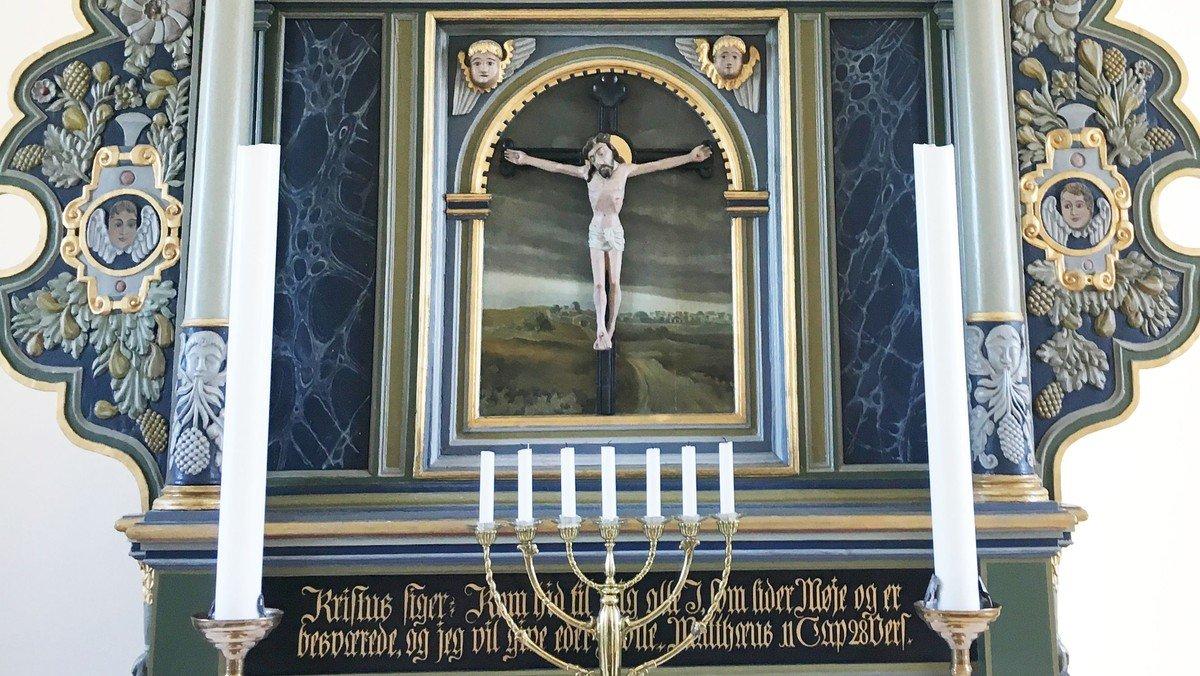 Højmesse - 7. søndag efter trinitatis