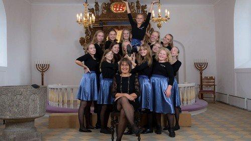 Sommerkoncert 1 med Pigekoret