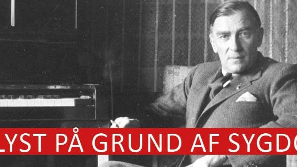 AFLYST PGA. SYGDOM / KONCERT i Husumvold Kirke / Ord & Musik / Szymanowski Salon
