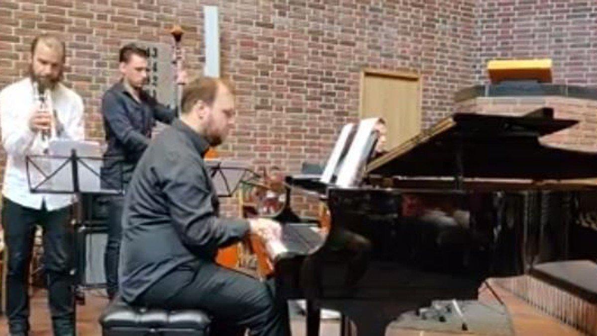 Jazzgudstjeneste ved Karin Thanning