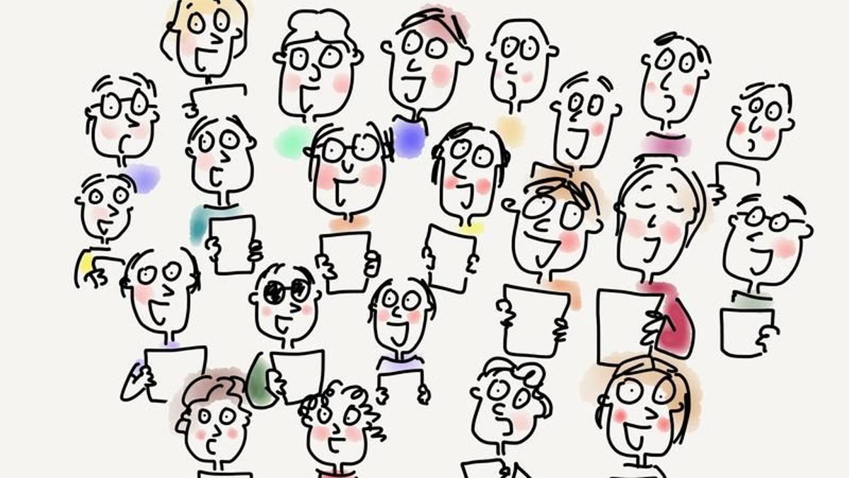 Singing Together - Miteinander singen auf Zoom