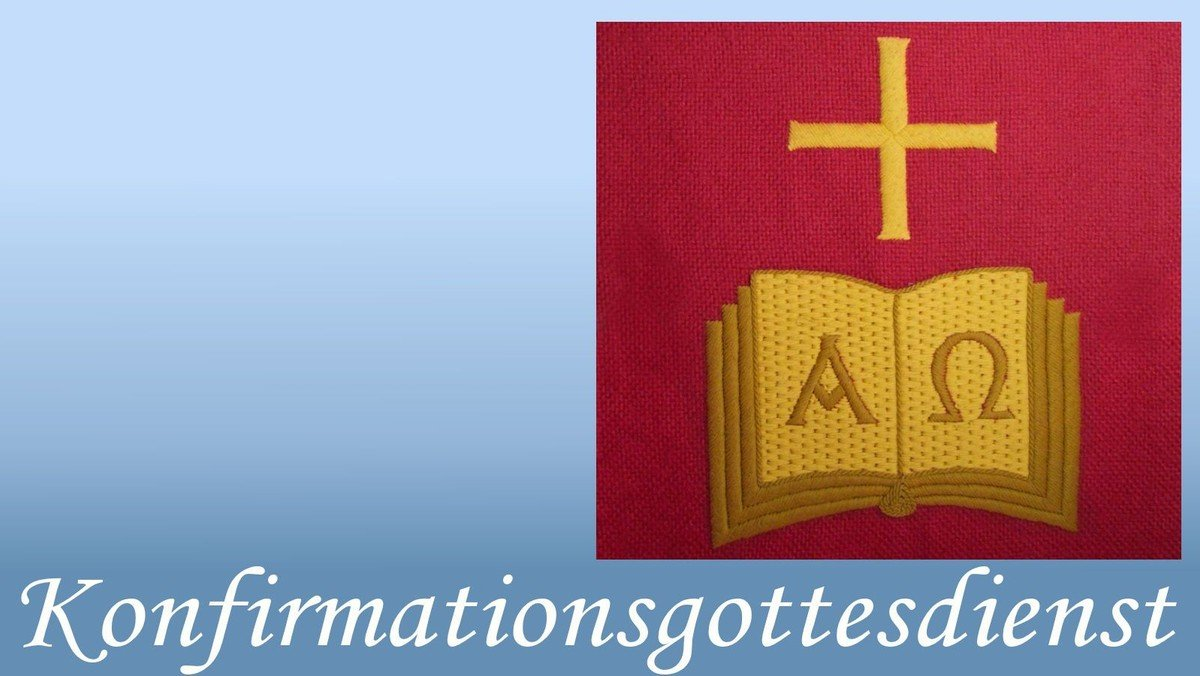 Konfirmation IV