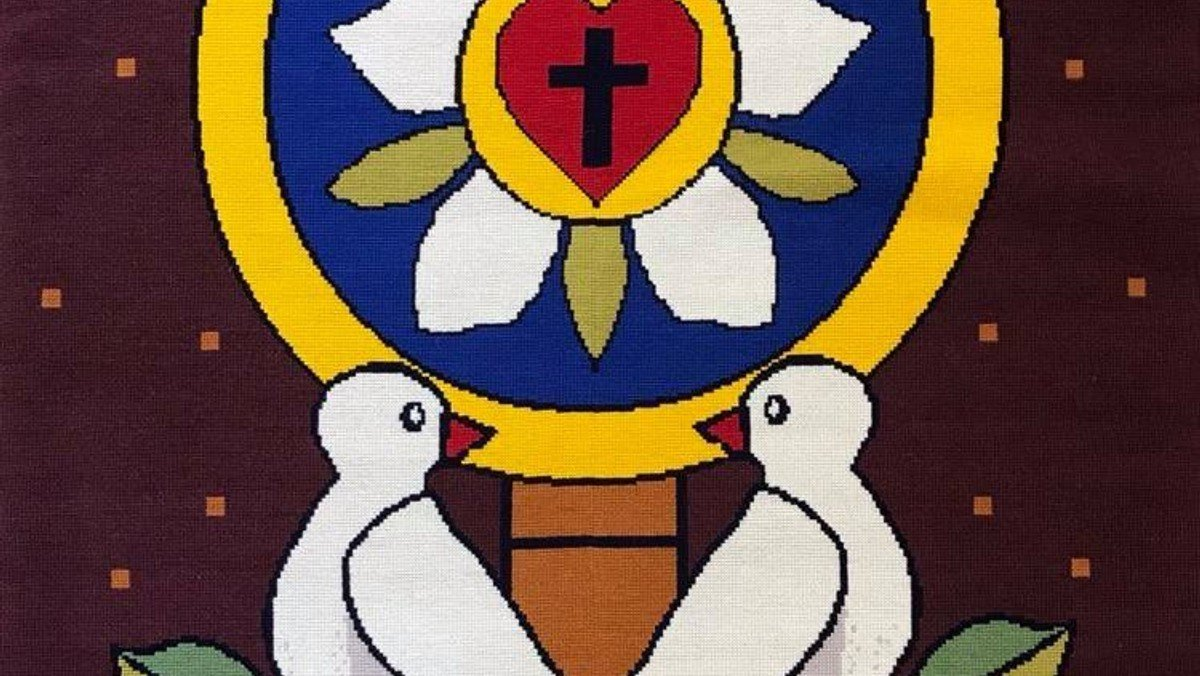 Gudstjeneste Marstal - Indvielse af brudetæppet